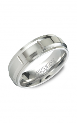 Torque Cobalt Wedding Band CB-7401 product image