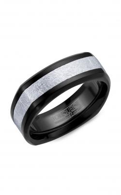 Torque Cobalt and Precious Metals Wedding band CB084MW75 product image