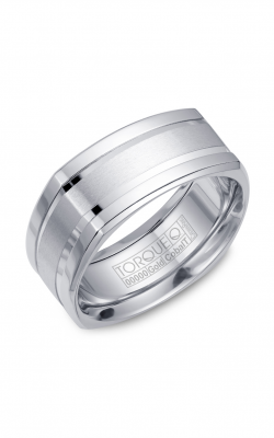 Torque Cobalt and Precious Metals Wedding band CW054MW9 product image
