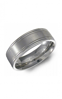 Torque Titanium Wedding band TI-0001 product image
