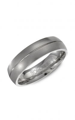 Torque Titanium Wedding band TI-0011 product image