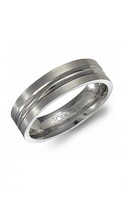 Torque Titanium Wedding band TI-0018 product image