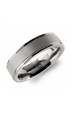 Torque Titanium Wedding band TI-0077 product image