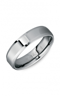 Torque Tungsten Wedding Band TU-0015 product image