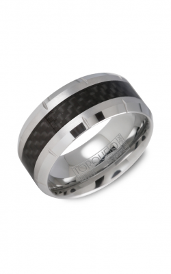 Torque Tungsten Wedding Band TU-0017 product image
