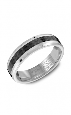 Torque Tungsten Wedding Band TU-0038 product image