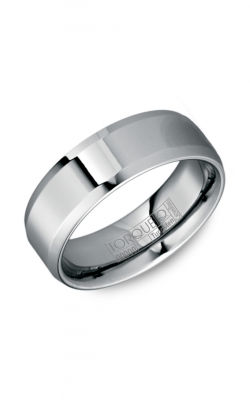 Torque Tungsten Wedding Band TU-0191 product image