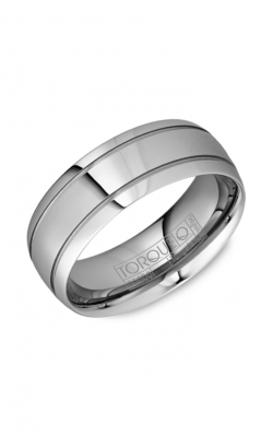Torque Tungsten Wedding Band TU-0194 product image