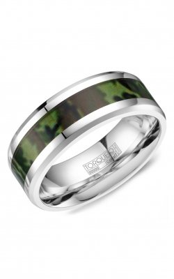 Torque Cobalt Wedding Band CB-0001 product image