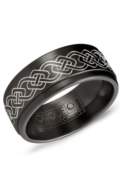 Torque Black Cobalt Wedding band CBB-0023 product image