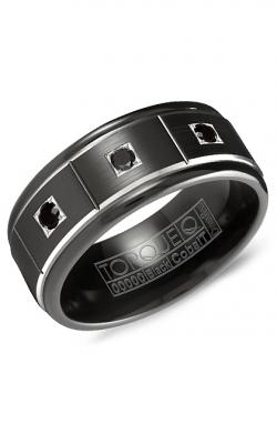Torque Black Cobalt Wedding band CBB-2132BD product image