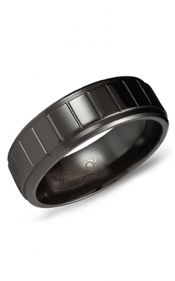 Torque Black Cobalt Wedding band CBB-7025 product image