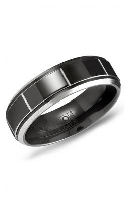 Torque Black Cobalt Wedding band CBB-7028 product image
