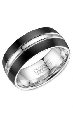 Torque Black Cobalt Wedding band CBB-9005 product image