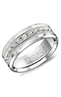 Torque Cobalt and Precious Metals Wedding band CW016MW75 product image