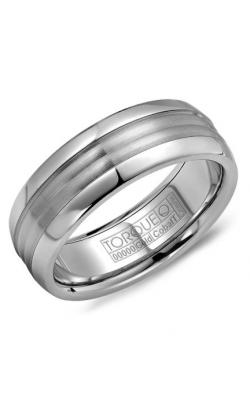 Torque Cobalt and Precious Metals Wedding band CW024MW75 product image