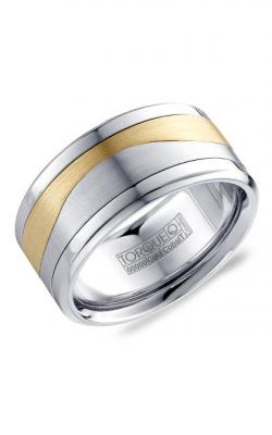 Torque Cobalt and Precious Metals Wedding band CW091MT105 product image