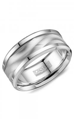 Torque Cobalt and Precious Metals Wedding band CW113MW9 product image