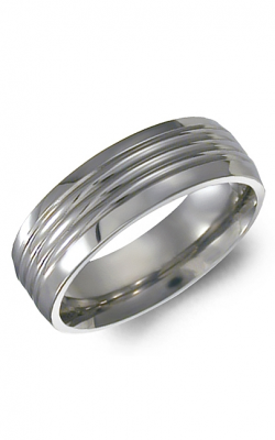 Torque Titanium Wedding band TI-0002 product image