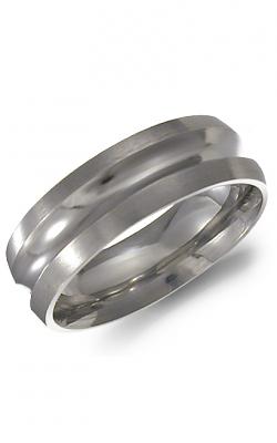 Torque Titanium Wedding band TI-0006 product image