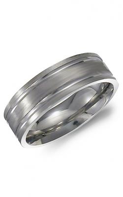 Torque Titanium Wedding band TI-0009 product image