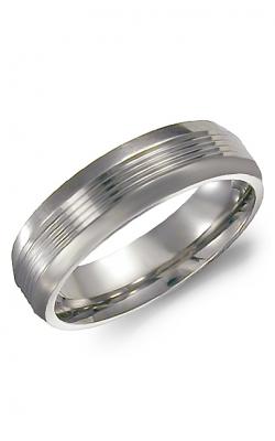Torque Titanium Wedding band TI-0014 product image