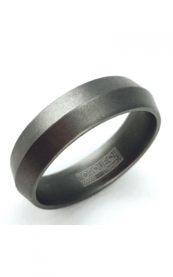 Torque Titanium Wedding band TI-0042 product image