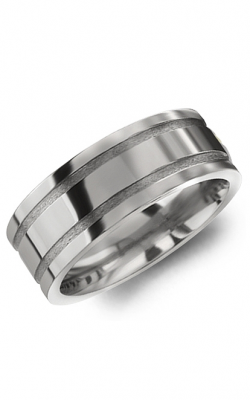 Torque Titanium Wedding band TI-0047 product image