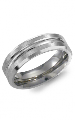 Torque Titanium Wedding band TI-0218 product image