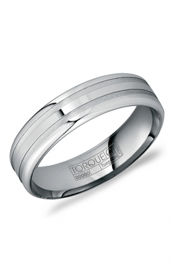 Torque Tungsten Wedding Band TU-0014 product image