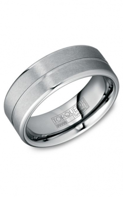 Torque Tungsten Wedding Band TU-0024 product image