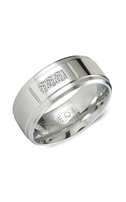 Torque Black Cobalt Wedding Band CB-2134 product image