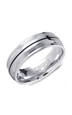 Torque Cobalt Wedding band CB-7125 product image