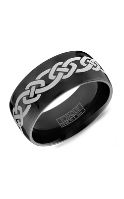 Torque Black Cobalt Wedding Band CBB-0014 product image