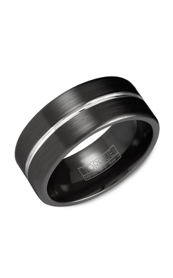 Torque Black Cobalt Wedding band CBB-7013 product image
