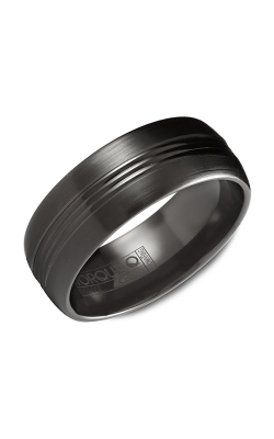 Torque Black Cobalt Wedding Band CBB-7017 product image