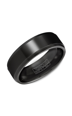 Torque Black Cobalt Wedding Band CBB-7019 product image
