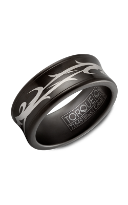 Torque Black Cobalt Wedding band CBB-9002-49 product image