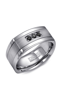 Torque Cobalt and Precious Metals Wedding band CW053MW9 product image