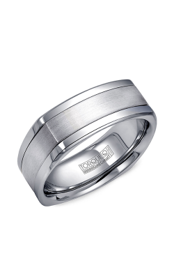 Torque Cobalt and Precious Metals Wedding band CW062MW75 product image