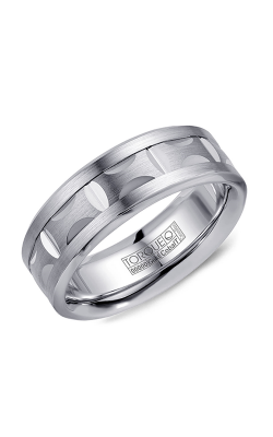 Torque Cobalt and Precious Metals Wedding band CW101MW75 product image