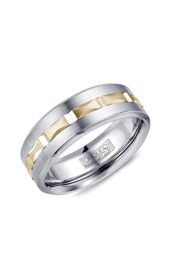 Torque Cobalt and Precious Metals Wedding band CW104MY75 product image