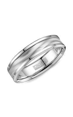 Torque Cobalt and Precious Metals Wedding band CW113MW6 product image