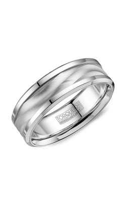 Torque Cobalt and Precious Metals Wedding band CW113MW75 product image
