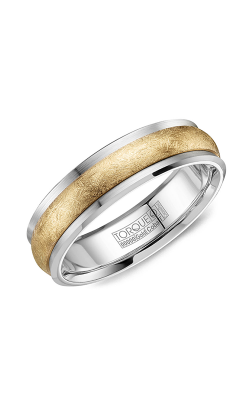 Torque Cobalt and Precious Metals Wedding band CW115MY6 product image