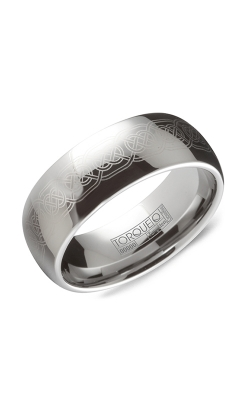 Torque Tungsten Wedding band TU-0040-17 product image