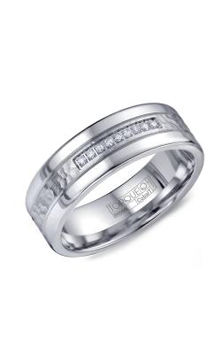Torque Cobalt Wedding band CB-2196 product image