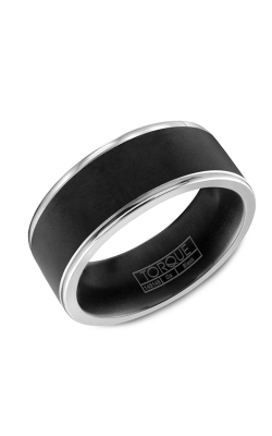 Torque Black Cobalt Wedding band CBB-0022 product image