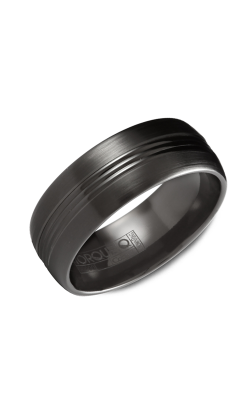 Torque Black Cobalt Wedding band CBB-7017WB product image