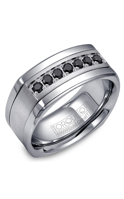 Torque Cobalt and Precious Metals Wedding band CW079MW9 product image